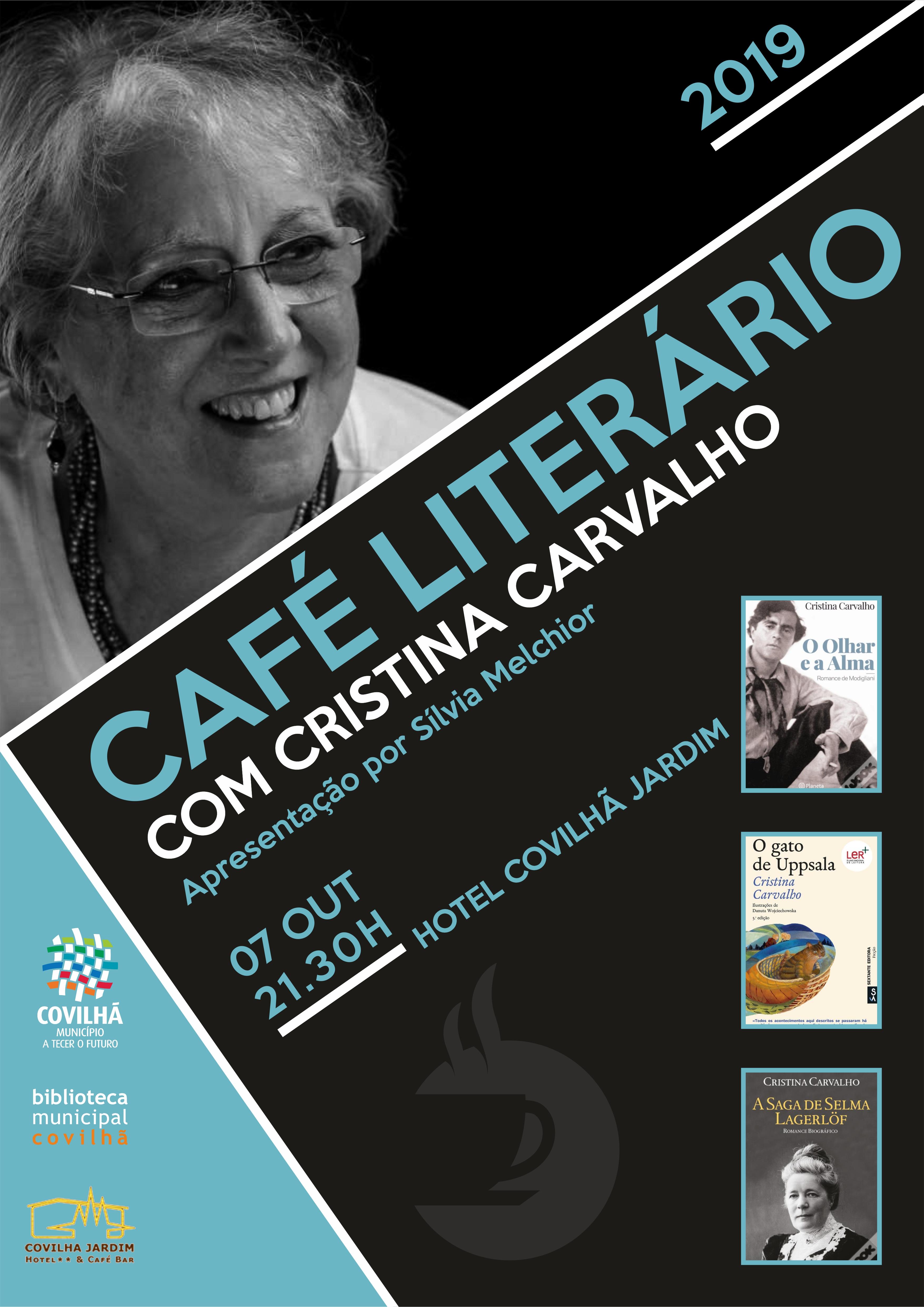 20191007_Café literário Cristina Carvalho
