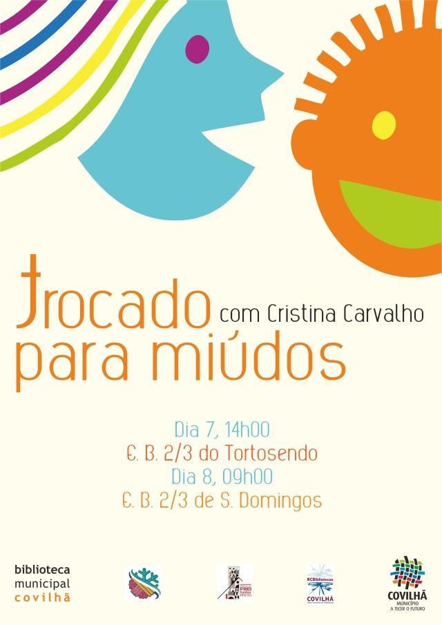 20191007_Trocado para miudos Cristina Carvalho